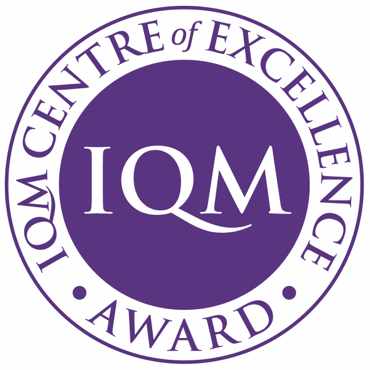IQM Centre of Excellence Award